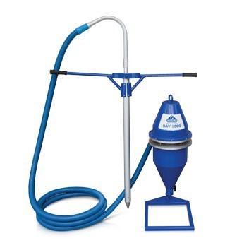 Portable vacuum probe